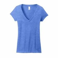 DISTRICT | DISTRICT JUNIORS Very Important Tee Deep V-Neck