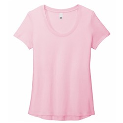 DISTRICT | District ® Women's Flex Scoop Neck Tee