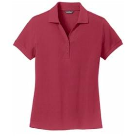 Eddie Bauer LADIES' Cotton Pique Polo