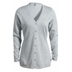 Edwards LADIES' Long V-Neck Soft Cardigan