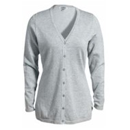 Edwards  | Edwards LADIES' Long V-Neck Soft Cardigan