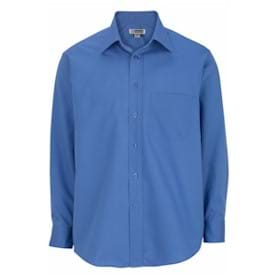 Edwards Point Collar Poplin Shirt