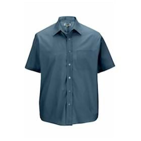 Edwards S/S Value Broadcloth Shirt