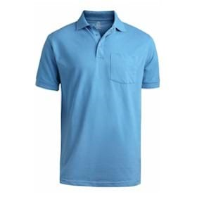 Edwards Unisex Soft Touch Blended Pique Polo