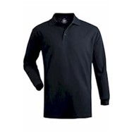 Edwards  | Edwards L/S Soft Touch Pique Polo