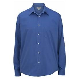 Edwards L/S Pinpoint Oxford Shirt