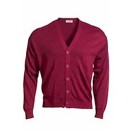 Edwards  | Edwards V-Neck Cardigan w/ No Pockets