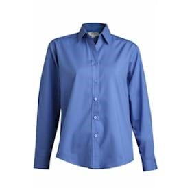 Edwards L/S LADIES' Value Broadcloth Shirt