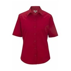 Edwards  | LADIES' Cotton Plus Twill S/S Shirt