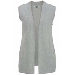 Edwards  | Edwards LADIES' OPEN CARDIGAN SWEATER VEST