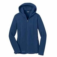 Eddie Bauer | Eddie Bauer LADIES' Hooded Full Zip Fleece Jacket