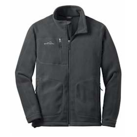 Eddie Bauer Full Zip Fleece Jacket