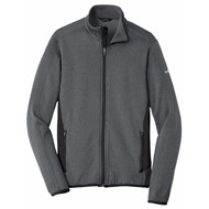 Eddie Bauer | Eddie Bauer Full-Zip Heather Stretch Fleece Jacket