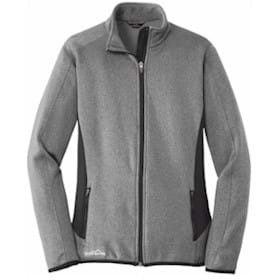 Eddie Bauer LADIES' Heather Stretch Fleece Jacket