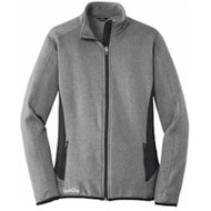 Eddie Bauer | Eddie Bauer LADIES' Heather Stretch Fleece Jacket