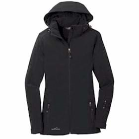 Eddie Bauer LADIES' Hooded Soft Shell Parka