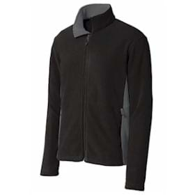 Port Authority Colorblock Value Fleece Jacket