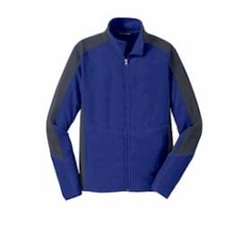 Port Authority Colorblock Microfleece Jacket