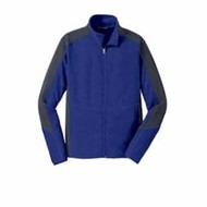 Port Authority | Port Authority Colorblock Microfleece Jacket