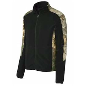 Port Authority Camouflage Microfleece Jacket