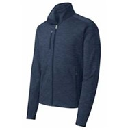 Port Authority | Port Authority Digi Stripe Fleece Jacket