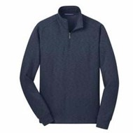 Port Authority | Port Authority Slub Fleece 1/4 Zip Pullover