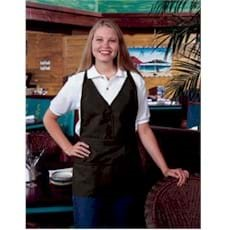 Fame Single Breasted Bib Apron