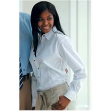 FeatherLite Ladies' L/S Twill Shirt