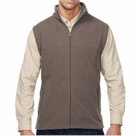 Tri-Mountain Expedition Micro Fleece Vest