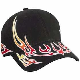 KC Flame Racing Cap