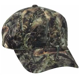 Outdoor Cap Fishouflage Camo Cap
