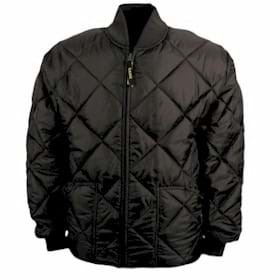 "GAME ""The Bravest"" Quilted Jacket"