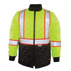 GAME The Hi-Vis Quilted Jacket