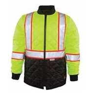 Game | GAME The Hi-Vis Quilted Jacket