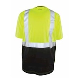 Game | GAME Black Bottom Hi-Vis Tee