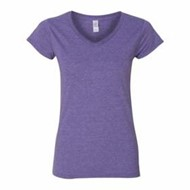 Gildan | Gildan LADIES' Junior Fit V Neck T-Shirt