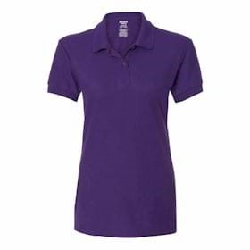 GILDAN LADIES' DryBlend Double Pique Polo