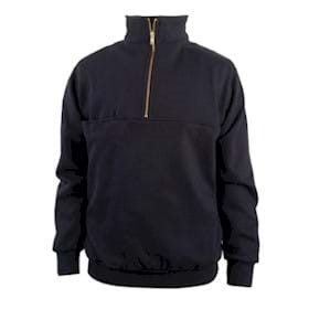 GAME The Firefighter's Zip Turtleneck