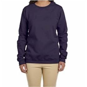GILDAN LADIES' Heavy Blend 50/50 Fleece Crew