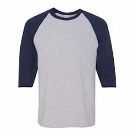 Gildan Heavy Cotton 5.3oz 3/4 Sleeve T-Shirt