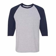 Gildan | Gildan Heavy Cotton 5.3oz 3/4 Sleeve T-Shirt