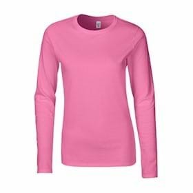 Gildan LADIES' L/S JUNIOR Fit T-Shirt