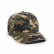Outdoor Cap | Outdoor Cap Camo Ripstop Hat