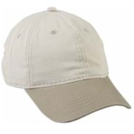 Outdoor Cap | Unstructured Garment Washed Twill Cap