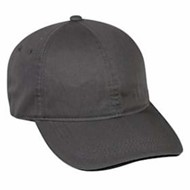 Outdoor Cap | Outdoor Cap Washed Sandwich Visor Cap