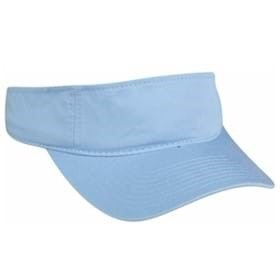 Outdoor Garment Washed Twill Visor