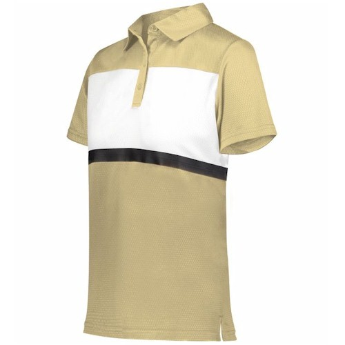 HOLLOWAY LADIES PRISM BOLD POLO