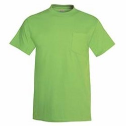 Hanes | 6.1 oz Ringspun Cotton Beefy-T® with Pocket