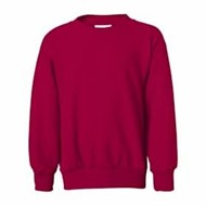 Hanes | Hanes 7.8 oz 50/50 Youth Crew Neck