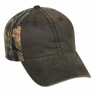 Outdoor Cap | Outdoor Cap Heavy Washed Camo Cap